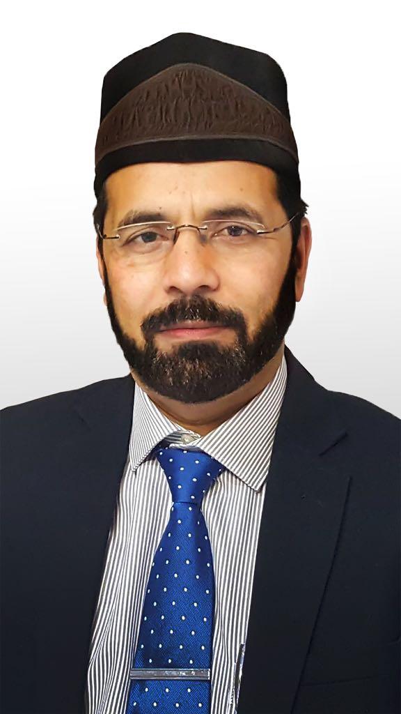 Mubarak Ahmad Shahid